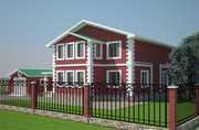 Проектирование коттеджей и загородных  домов - foto 0