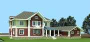 Проектирование коттеджей и загородных  домов - foto 1