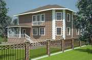 Проектирование коттеджей и загородных  домов - foto 2