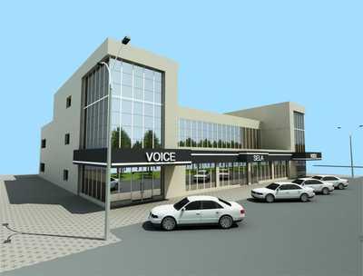 Проектирование офисных и административных зданий - main