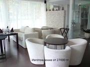 Мягкая мебель на заказ. Диваны,  кресла для кафе и ресторанов. - foto 2