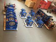 Сварочные аппараты для стыковой сварки полиэтиленовых труб SUD40-250M4 - foto 0