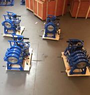Сварочный аппарат для стыковой сварки полиэтиленовых труб SUD40-200MZ2 - foto 1