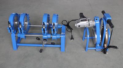 Сварочные аппараты для стыковой сварки полиэтиленовых труб SUD40-250M4 - main