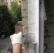 Откосы внутренние  и наружные на окна и балконные блоки.Низкие цены! - foto 1