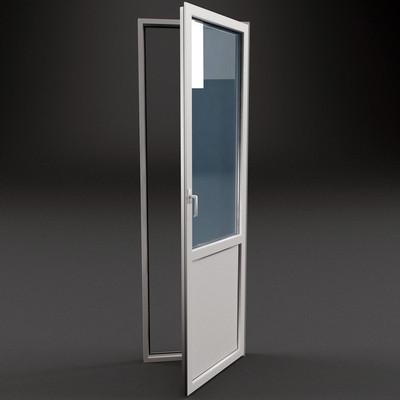 Двери металлопластиковые. Низкие цены! - main