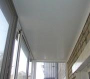 Обшивка потолка на балконе или лоджии..Низкие цены!Скидки! Акции!