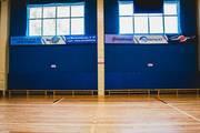 Реклама. Рекламные баннеры в спортивном зале Basket Hall. Эффективная  - foto 0
