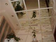 Потолок из стекла и зеркала - foto 1