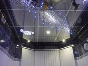 Потолок из стекла и зеркала - foto 2