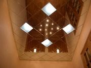 Потолок из стекла и зеркала - foto 7