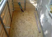 Пол на балконе - foto 1