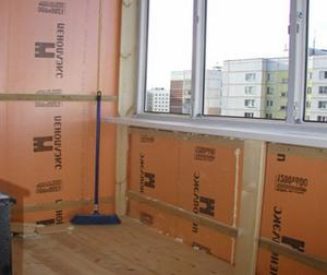 Утепление балкона. Низкие цены - main